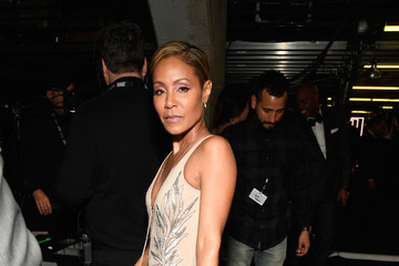 Jada Pinkett Smith 61st Annual Grammy Awards - Backstage