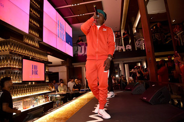 Jadakiss PUMA Re-Enters Basketball Category With Launch Party At 40/40 Club In New York City