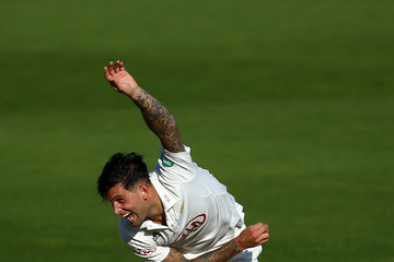 Jade Dernbach Surrey Vs. Hampshire - Specsavers County Championship: Division One