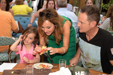 Jade Marie De Laurentiis Thompson Ciao Chow! An Italian Dim Sum-Style Champagne Brunch With Giada De Laurentiis - Food Network South Beach Wine & Food Festival