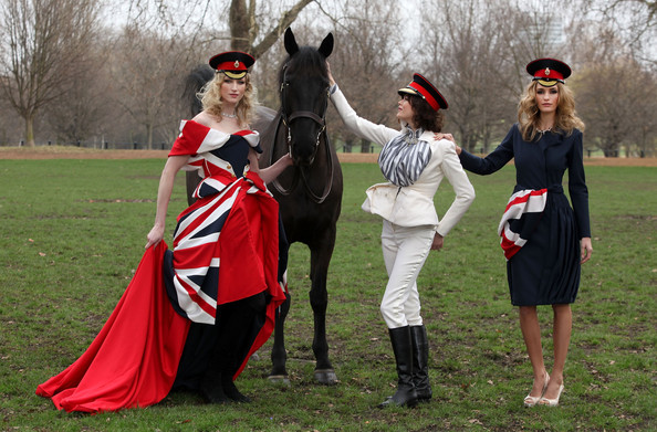 Fashion For The Brave - Photocall