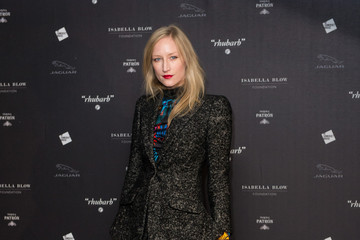 Jade Parfitt Arrivals at the Isabella Blow: Fashion Galore! Event