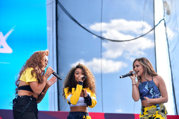 Jade Thirlwall 2017 Daytime Village Presented by Capital One at the iHeartRadio Music Festival - Onstage