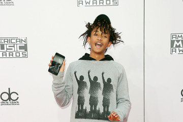 Jaden Smith Arrivals at the American Music Awards — Part 2
