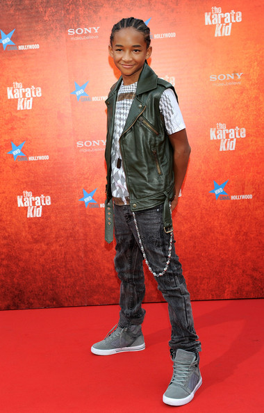 Jaden Smith Photos Photos - 'The Karate Kid' Premiere in Madrid ...