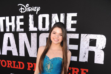 """Jadin Gould Premiere Of Walt Disney Pictures' """"The Lone Ranger"""" - Red Carpet"""