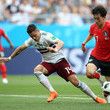 Jaesung Lee Korea Republic vs. Mexico: Group F - 2018 FIFA World Cup Russia