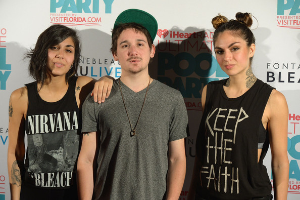 Jahan Yousaf Pictures - iHeartRadio Ultimate Pool Party ...