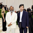 Jahil Fisher The 2021 Met Gala Celebrating In America: A Lexicon Of Fashion - Arrivals