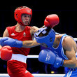 Jahyn Vittorio Parrinello Olympics Day 5 - Boxing