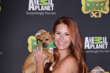 Jaime Edmondson Animal Planet's Puppy Bowl Cafe