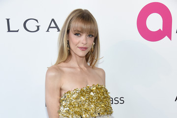 Jaime King 26th Annual Elton John AIDS Foundation Academy Awards Viewing Party sponsored by Bulgari, celebrating EJAF and the 90th Academy Awards - Red Carpet