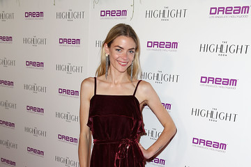 Jaime King The Grand Opening of the Highlight Room at DREAM Hollywood