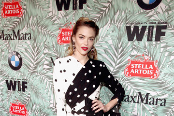 Jaime King Tenth Annual Women In Film Pre-Oscar Cocktail Party Presented By Max Mara And BMW - Red Carpet