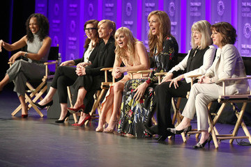 Jaime Pressly The Paley Center For Media's 35th Annual PaleyFest Los Angeles - 'Mom' - Inside