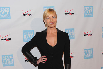 Jaime Pressly 44th Annual Peace Over Violence Humanitarian Awards - Arrivals