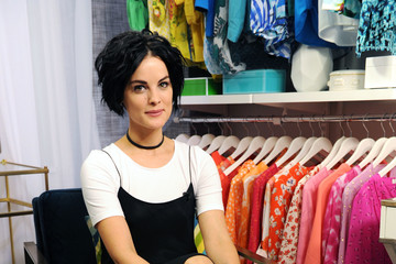 Jaimie Alexander Jaimie Alexander Appears on Amazon's 'Style Code Live'