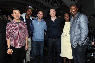 Jak Knight Guests Attend Comedy Central's New York Comedy Festival Kick-off Party Celebration with Entertainment Weekly