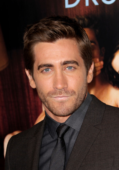Jake Gyllenhaal Actor Jake Gyllenhaal arrives at