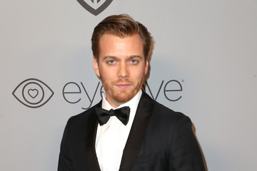 Jake Abel The 2018 InStyle and Warner Bros. 75th Annual Golden Globe Awards Post-Party - Red Carpet