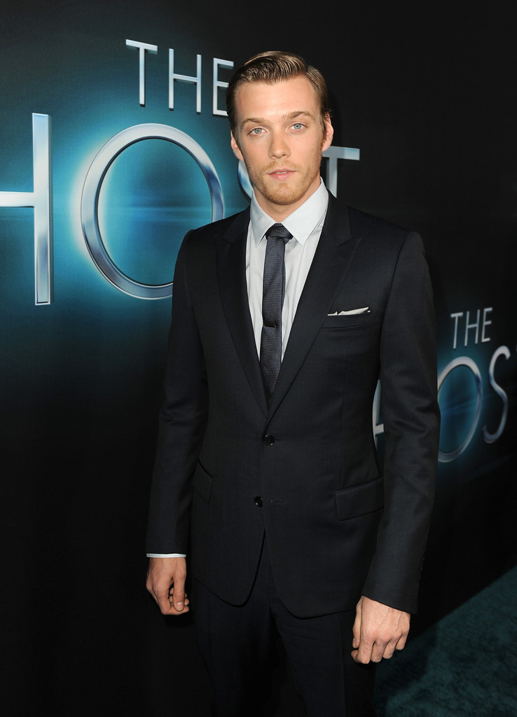 "Jake Abel - Premiere Of Open Road Films ""The Host"" - Red Carpet"