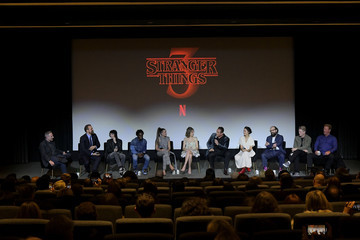 Jake Busey Netflix's 'Stranger Things' Q&A And Reception