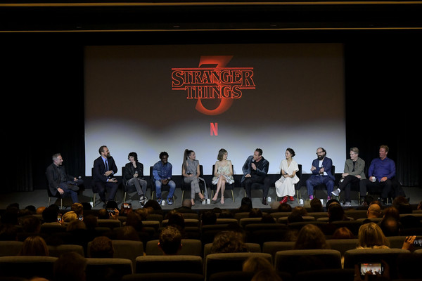 Netflix's 'Stranger Things' Q&A And Reception