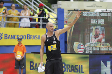 Jake Gibb FIVB Fortaleza Open - Day 5