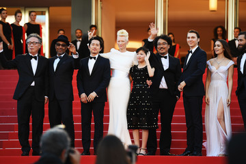 Jake Gyllenhaal 'Okja' Red Carpet Arrivals - The 70th Annual Cannes Film Festival