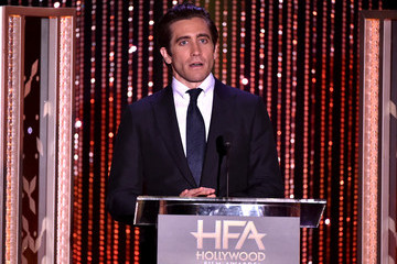 Jake Gyllenhaal 19th Annual Hollywood Film Awards - Show