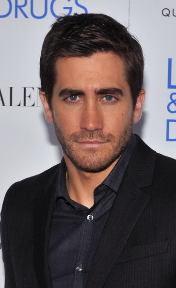 "Jake Gyllenhaal Actor Jake Gyllenhaal attends a screening of ""Love & Other Drugs"" at DGA Theater on November 16, 2010 in New York City."