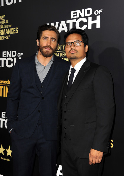 """Premiere Of Open Road Films' """"End Of Watch"""" - Red Carpet"""