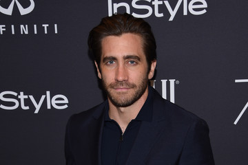 Jake Gyllenhaal Hollywood Foreign Press Association and InStyle Celebrate the 75th Anniversary of the Golden Globe Awards - Arrivals