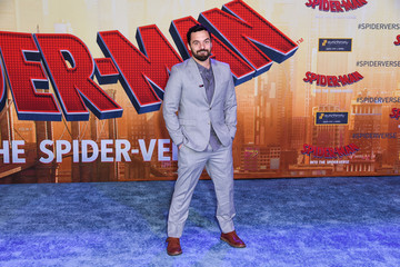 Jake Johnson World Premiere Of Sony Pictures Animation And Marvel's 'Spider-Man: Into The Spider-Verse' - Red Carpet