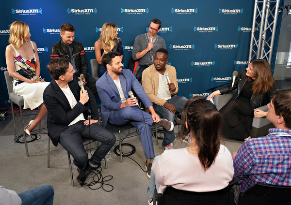 SiriusXM's Town Hall With The Cast Of 'Tag' Hosted By SiriusXM Host Michelle Collins