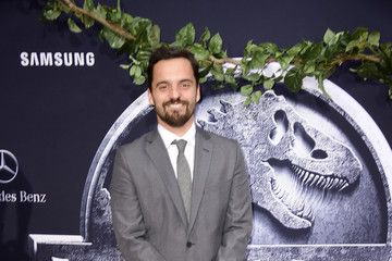 Jake Johnson Premiere of Universal Pictures' 'Jurassic World' - Arrivals