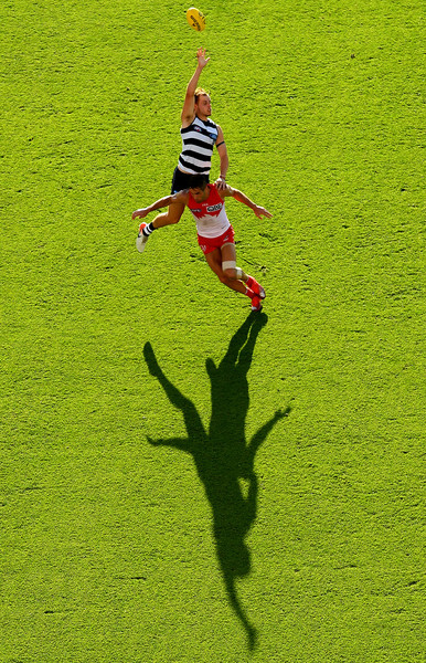 European Best Pictures Of The Day - September 20 [best pictures of the day,photograph,stock photography,green,grass,plant,recreation,player,lawn,jake kolodjashnij,mark,photography,european,geelong cats,sydney swans,match,photograph,getty images,photography,stock photography,image,photo library,magazine,photographer]