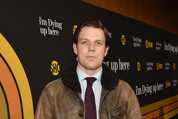 Jake Lacy Premiere of Showtime's 'I'm Dying Up Here' - Red Carpet