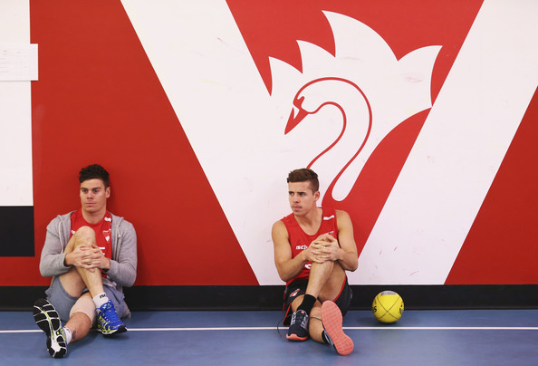 Sydney Swans Recovery Session []