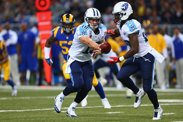 Tennessee Titans v St Louis Rams
