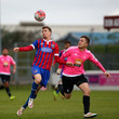 Jake Robinson Dagenham & Redbridge v Whitehawk - The Emirates FA Cup Second Round