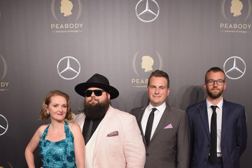 Jake Ryan Sean Cannon The 76th Annual Peabody Awards Ceremony - Red Carpet