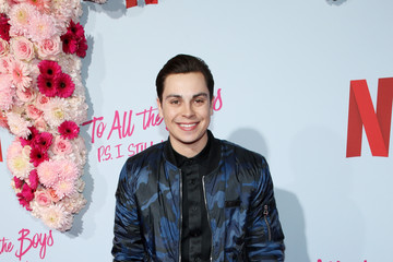 """Jake T. Austin Premiere Of Netflix's """"To All The Boys: P.S. I Still Love You"""" - Red Carpet"""