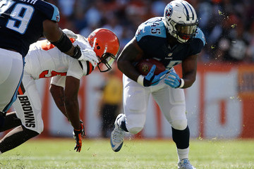 Jalston Fowler Tennessee Titans v Cleveland Browns