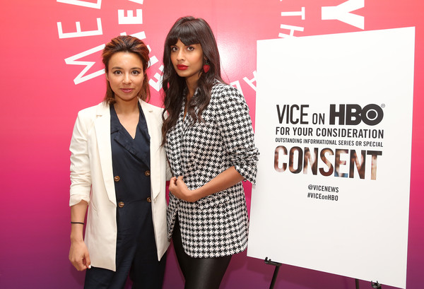 'VICE' On HBO Emmy FYC Event With Isobel Yeung And Jameela Jamil