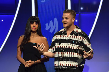Jameela Jamil 30th Annual GLAAD Media Awards Los Angeles - Inside