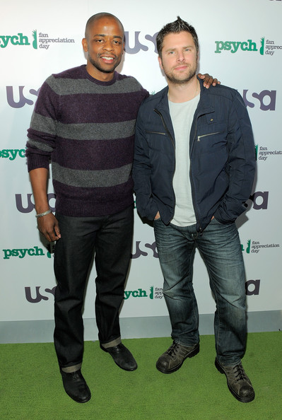 james roday and dule hill relationship questions