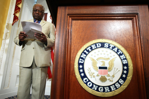 James Clyburn Pictures - House Majority Whip Clyburn Holds News ...