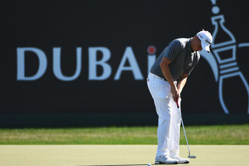 James Allan Omega Dubai Desert Classic - Day Two
