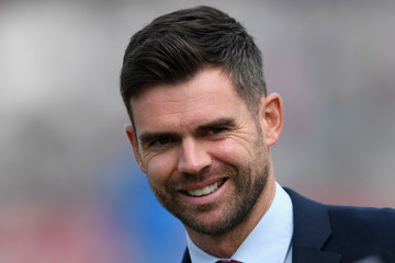 James Anderson England v West Indies - 1st Royal London One Day International